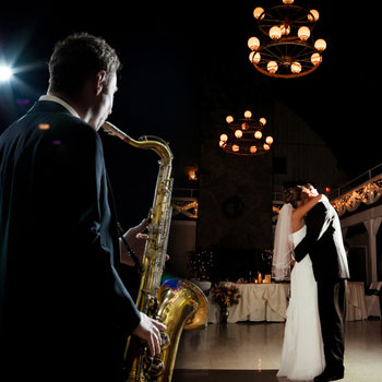 Weddings Saxophone